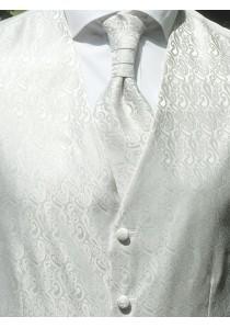 Hochzeitswesten-Set im schickem Paisley Look