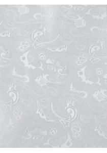 Weste mit Ornamenten  Silber / Grau Ashford