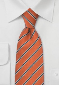 Krawattenklammer matt perlweiß