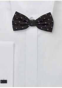 Krawatte Paisleymuster creme hellblau