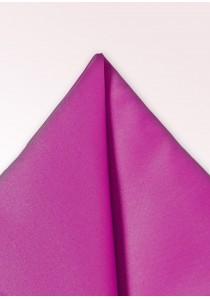 Ziertuch Lüster pinkfarben