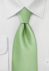 Moulins Krawatte waldgrün einfarbig