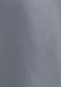 Krawatte grau einfarbig