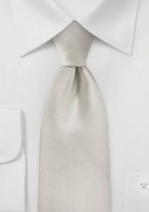 Moulins Mikrofaser Krawatte in hellem