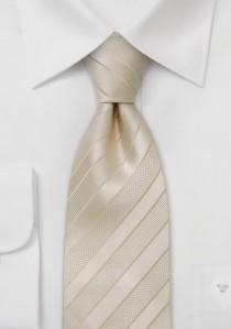 Krawatte schmal geformt Kunstfaser rosa