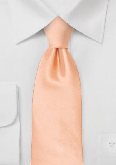 Moulins Krawatte in apricot