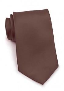 Elegante Krawatte in rose