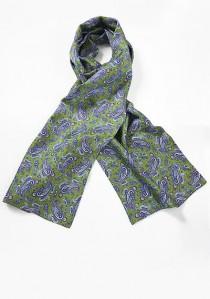 Krawattenschal / Schlauchschal in grün