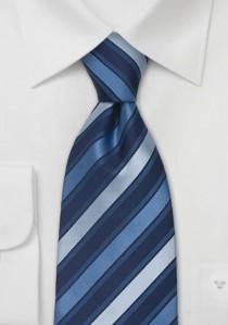 Krawatte Rosen-Dessin beige