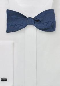 Schleife Selbstbinder marineblau dunkelblau