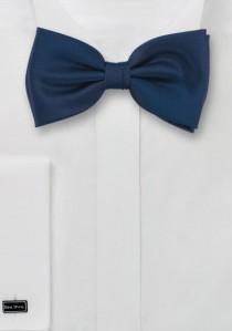 Herrenschleife Kunstfaser nachtblau
