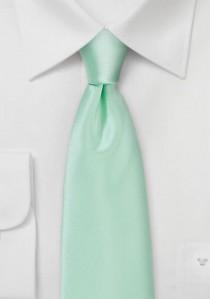 Mintgrüne Krawatte