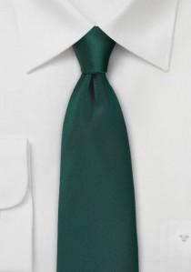 Plastron traditionell Gitter-Dessin hellgrün