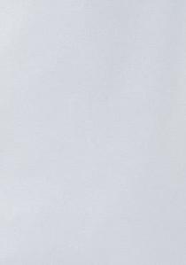 Krawatte italienische Seide weiß unifarben