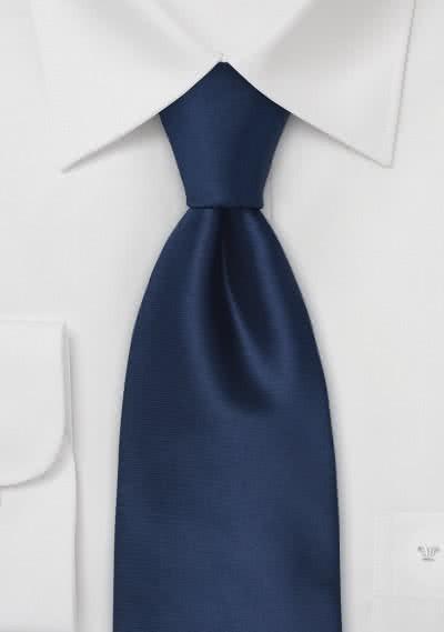 Limoges Krawatte dunkelblau