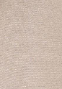 Modische Kravatte blassrosa Mikrofaser