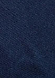 Elegante dunkelblaue Krawatte