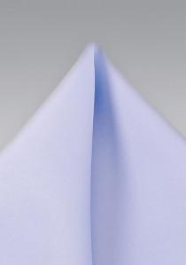 Modisches Ziertuch einfarbig zartviolett