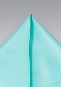 Kavaliertuch mintgrün Poly-Faser