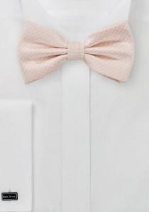 Elegante Rosa Herren-Schleife mit Tupfen