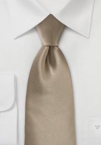 Krawatte Hochzeit Streifen champagner