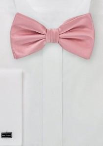 Schleife Poly-Faser rosé