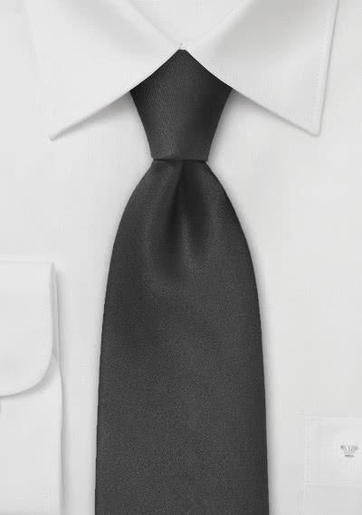 Schwarze Krawatte - Trauer, Ball