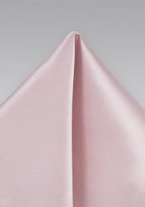 Kavaliertuch Kunstfaser pastellrosa