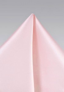 Kavaliertuch Poly-Faser pastellrosa