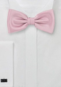 Fliege in  rosa