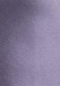 Kravatte unifarben lilafarben