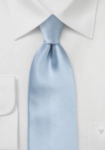 Krawatte helles Eisblau