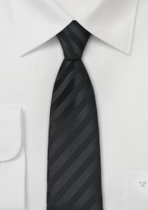 Granada Schmale Krawatte schwarz