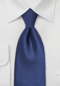 Einstecktuch Paisleys braun und königsblau