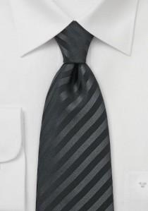 Granada Krawatte in schwarz