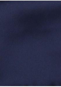Kravatte und Kavaliertuch im Set - dunkelblau