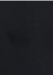 Herrenfliege und Einstecktuch in schwarz