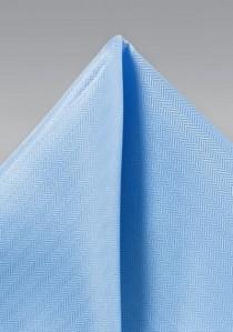 Krawattenschal navyblau Blumenmuster