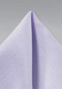 Krawattenschal feuerrot navyblau Karomuster