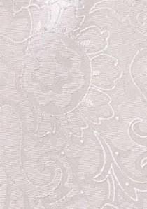 Hochzeitsweste mit verspieltem Muster im Set mit